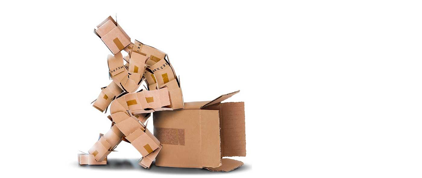 заказать упаковочный материал из гофрокартона